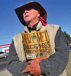 Homelessness in Cottonwood Arizona